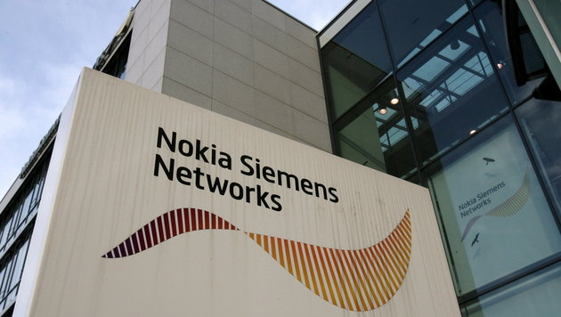 Nokia übernimmt Nokia Siemens Network komplett (Bild: EPA)