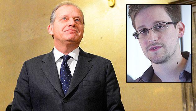 Strasser sieht sich als österreichischer Snowden (Bild: GUARDIAN/GLENN GREENWALD/LAURA POITRAS, APA/HELMUT FOHRINGER)