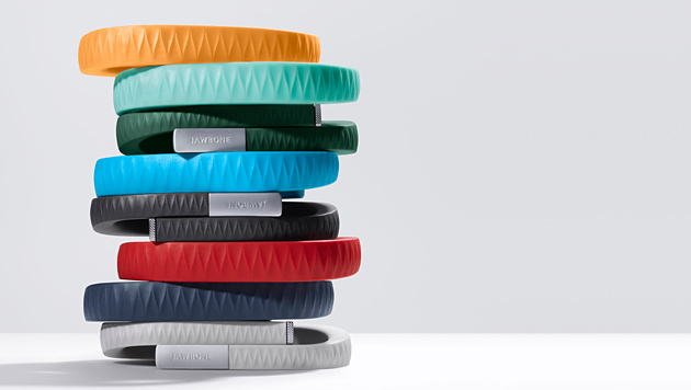 Tragbarer Technik steht laut Experten große Zukunft bevor (Bild: Jawbone)