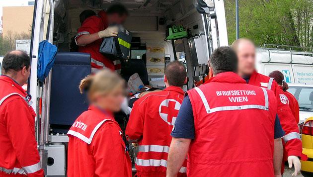 34-J�hriger nach 8-Meter-Sturz im Spital gestorben (Bild: ANDI SCHIEL (Symbolbild))
