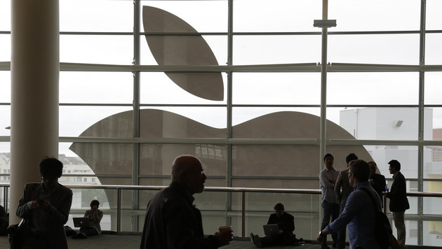 Interna verraten: Apple-Insider muss Geldstrafe zahlen (Bild: AP)