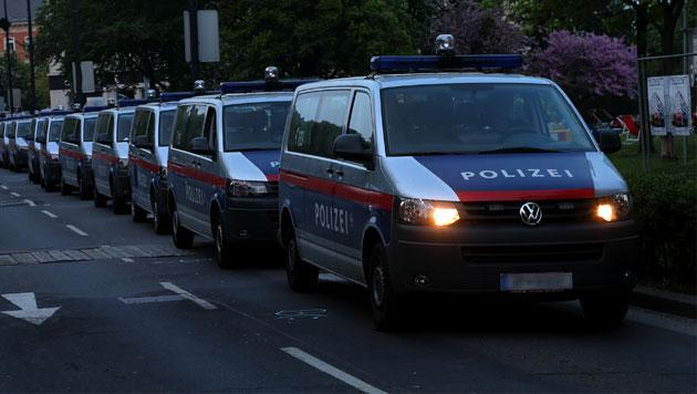 Mehrere Verletzte bei Schlägereien in Salzburg (Bild: Peter Tomschi (Symbolbild))