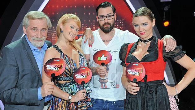 """ORF setzt erneut auf Sido als """"Große Chance""""-Juror (Bild: ORF/Ali Schafler)"""