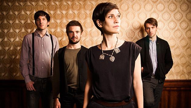 Alin Coen Band ist mit neuen Songs in Österreich zu Gast (Bild: Tristan Vostry)
