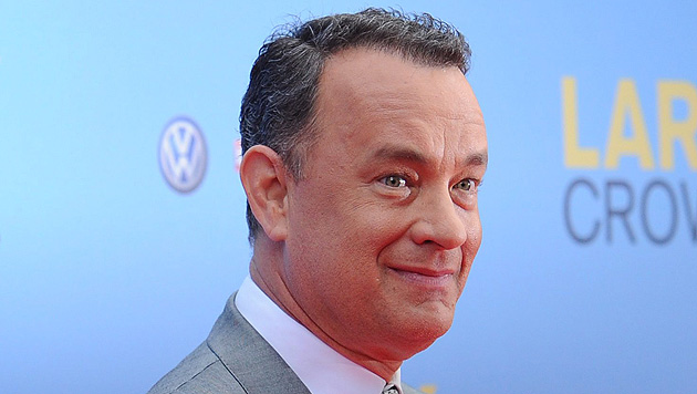 Tom Hanks freut sich über sein zweites Enkelkind (Bild: EPA)