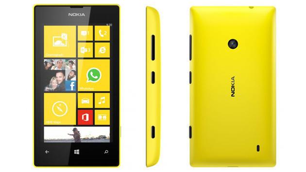 Nokia Lumia 520: Bunter Einstieg in die Smartphonewelt (Bild: Nokia)