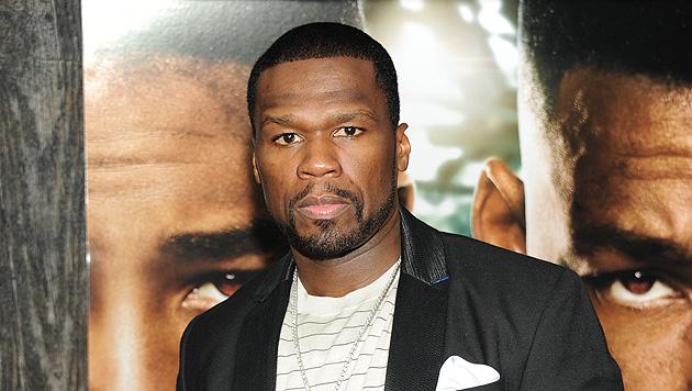 Häusliche Gewalt: 50 Cent beteuert seine Unschuld (Bild: AP)