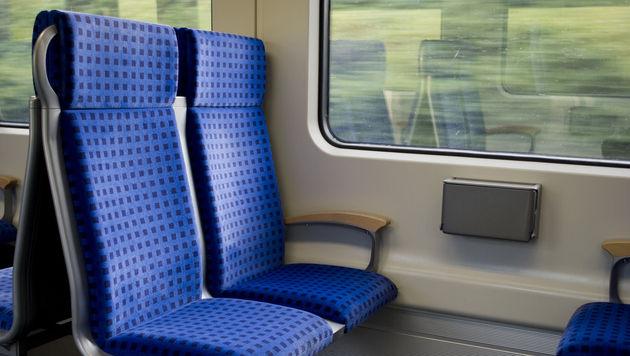 Zugfenster sollen Pendlern Werbung einflüstern (Bild: thinkstockphotos.de)