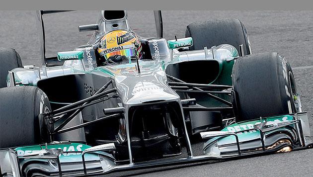 Fixe Startnummern für Formel-1-Fahrer im Gespräch (Bild: EPA)