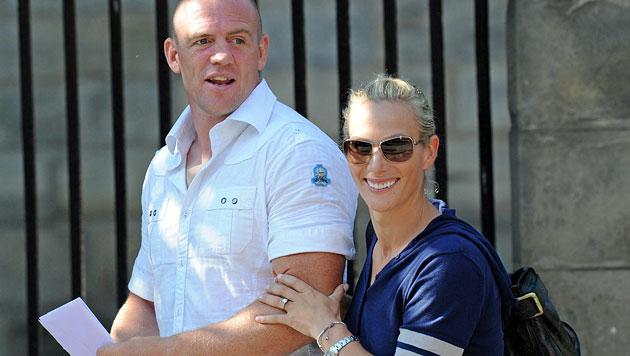 Baby-Boom bei Royals: Auch Zara Phillips schwanger (Bild: AP)
