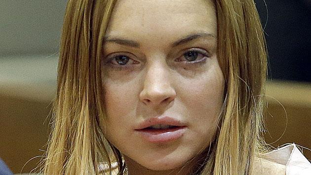 Lindsay Lohan hatte ihre erste Kokain-Überdosis mit 18 (Bild: AP)