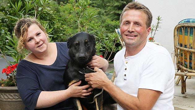 """""""Purzel & Vicky"""" rettet Tiere vor dem sicheren Tod (Bild: Jürgen Radspieler)"""