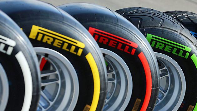 Formel 1 hat schon wieder ein Reifentest-Problem (Bild: EPA)
