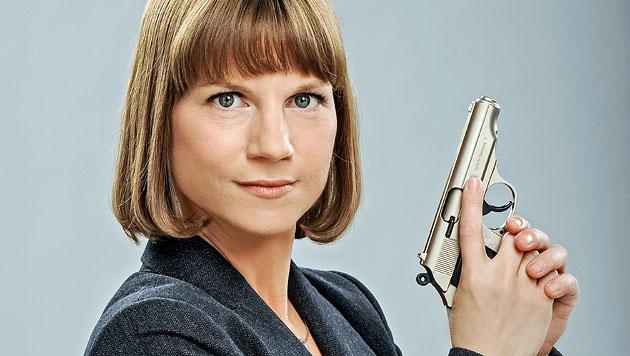 "Kristina Sprenger quittiert Dienst bei ""SOKO Kitzbühel"" (Bild: ORF/Thomas Ramstorfer)"