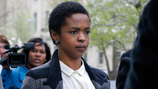 Lauryn Hill hat dreimonatige Haft angetreten (Bild: AP)