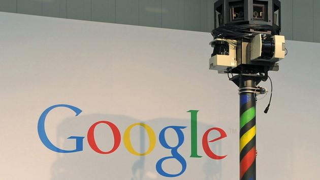 Google Street View nimmt Österreich in Angriff! (Bild: EPA)