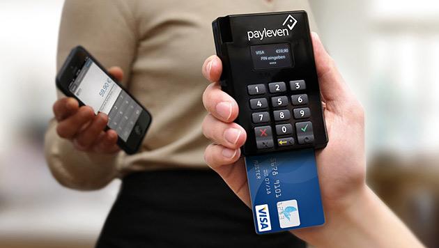 Mobil-Bezahldienst expandiert nach Österreich (Bild: Payleven)