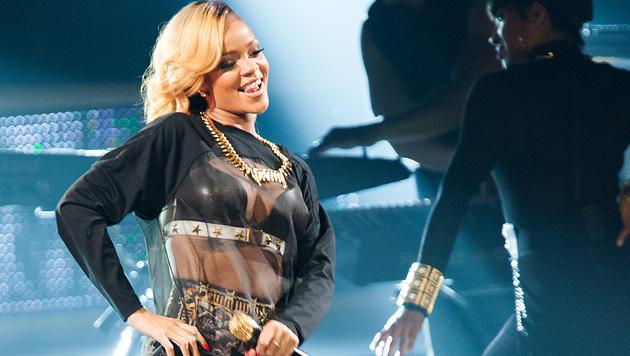 Rihanna mit grundsolider Show in der Stadthalle (Bild: Andreas Graf)