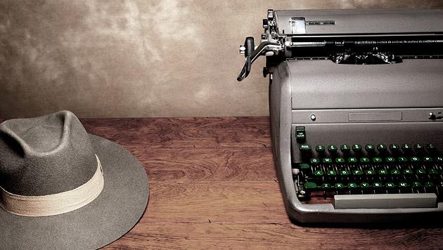 Schreibmaschine feiert nach NSA-Skandal Comeback (Bild: thinkstockphotos.de)