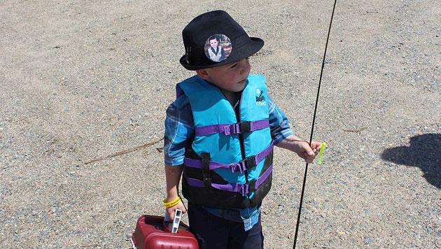 Vierjähriger als Bürgermeister in US-Kleinststadt (Bild: AP)