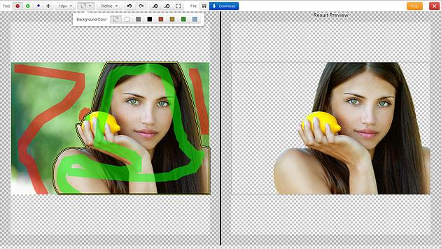 """Bilder freistellen wie ein Profi mit """"Clippingmagic"""" (Bild: clippingmagic.com)"""