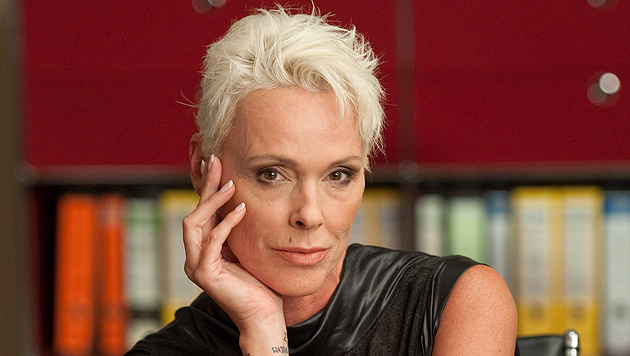 """""""Dschungelkönigin"""" Brigitte Nielsen wird 50 Jahre alt (Bild: EPA)"""