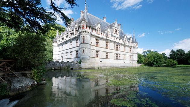 Tal der Schlösser: Flussaufwärts entlang der Loire (Bild: thinkstockphotos.de)