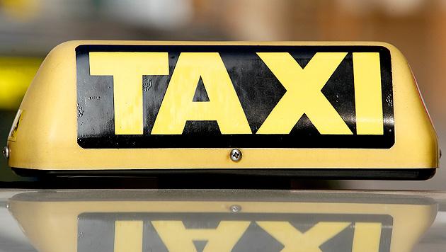 Teenager entreißt Taxler Geldbörse und flüchtet (Bild: APA/GEORG HOCHMUTH)