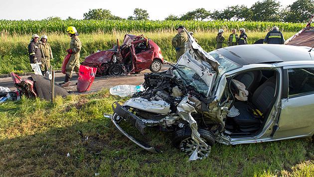 Zweiter Toter nach Fahrerflucht-Unfall in OÖ (Bild: APA/WERNER KERSCHBAUMMAYR)