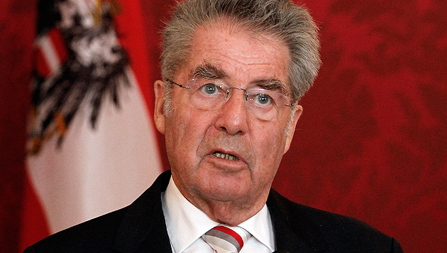 Fischer gegen Minister-Hearing im Parlament (Bild: AP)