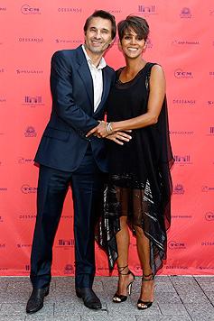 Halle Berry hat ihren Olivier Martinez geheiratet (Bild: EPA)