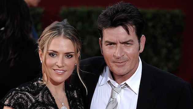 Sheen-Ex Brooke Mueller: Verliert sie das Sorgerecht? (Bild: AP)