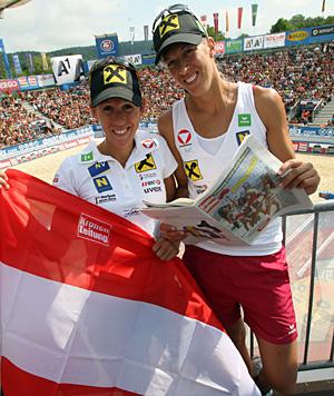 Folgt auf den ersten Turniersieg auch die erste EM-Medaille? (Bild: Uta Rojsek-Wiedergut)