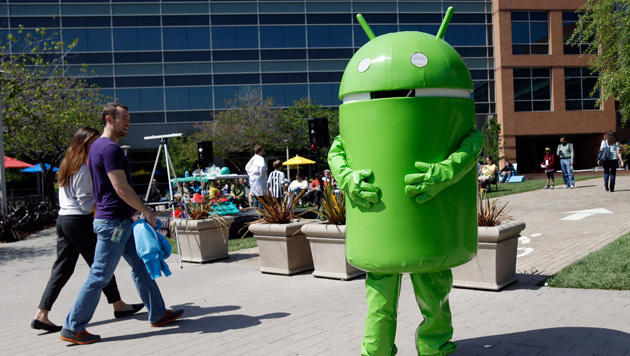 Android: Bedrohung wächst, Hersteller tun nichts (Bild: AP)