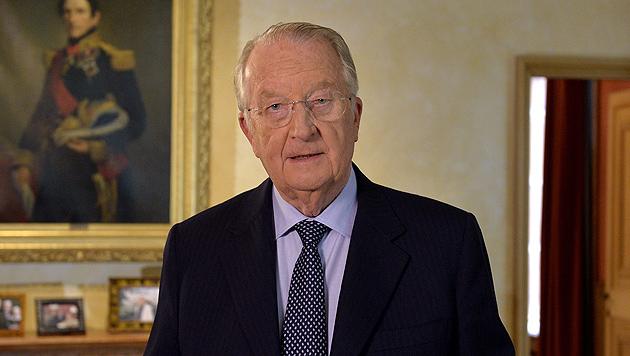 Belgien: 923.000 Euro Pension für König Albert (Bild: EPA)