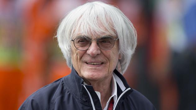 Ecclestone verneint Gerücht über Michelin-Rückkehr (Bild: AP)