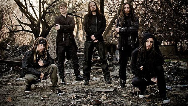 Elftes Studioalbum von Korn erscheint Ende September (Bild: Warner Music)