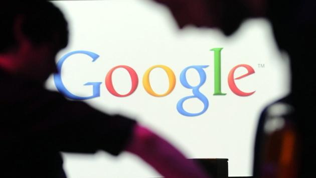 Google-Gründer machen ihre Aktien zu Geld (Bild: EPA)