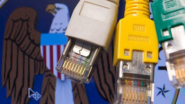 Obama sprach mit IT-Unternehmen über Überwachung (Bild: EPA)
