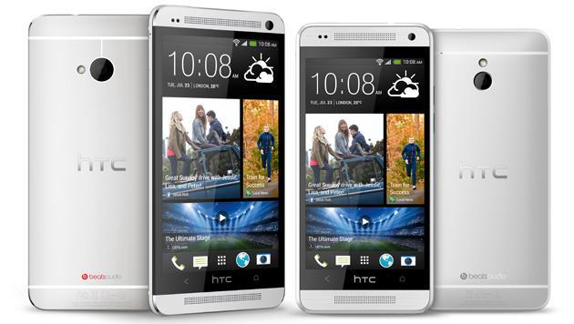 Abgespecktes HTC One mini kommt im August für 450 Euro (Bild: HTC)