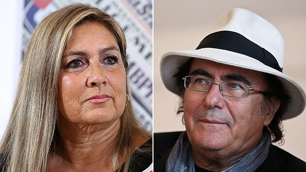 Al Bano und Romina Power nach 14 Jahren versöhnt (Bild: AP, EPA)