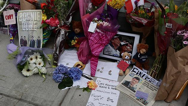 Cory Monteith eingeäschert: Vater nicht verständigt (Bild: AP)