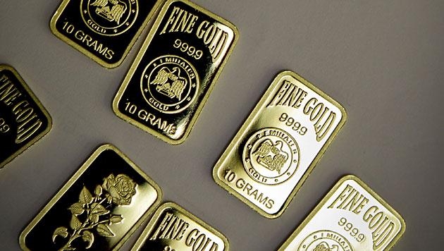Dubai belohnt seine Bürger mit Gold fürs Abnehmen (Bild: AP)
