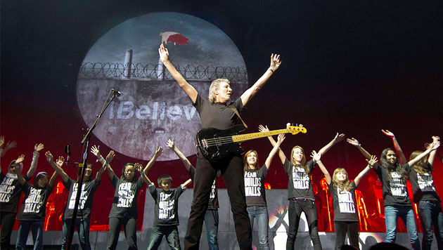 Roger Waters sucht Kinderchor für seine Show in Wien (Bild: LSK)