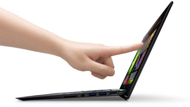 Sony Vaio Pro: Das Macbook Air der Windows-Fraktion? (Bild: Sony)