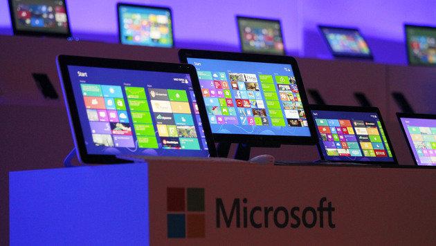200 Millionen Exemplare von Windows 8 verkauft (Bild: AP)