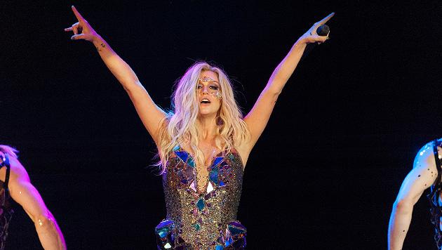 Popstar Ke$ha mit schillernder Show im Gasometer (Bild: Andreas Graf)
