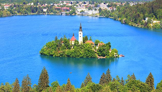 Urlaub in Slowenien: Alpen, Höhlen und die Adria (Bild: thinkstockphotos.de)