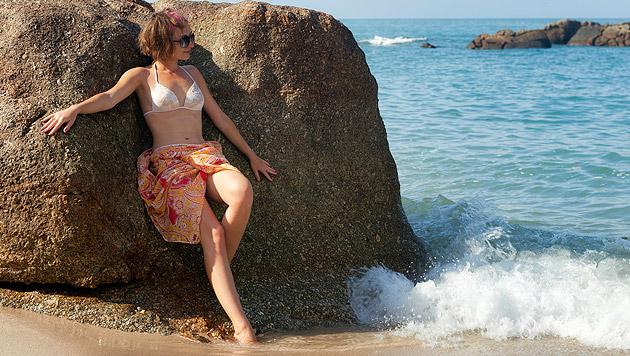 Wie Sie mit der Hitze im Urlaub zurechtkommen (Bild: thinkstockphotos.de)