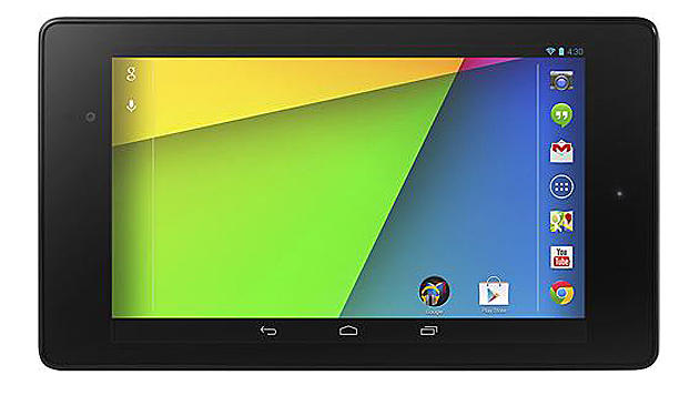 Nexus 7: Neue Generation des Tablet-Hits im Test (Bild: Google)